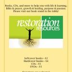 restoration resources