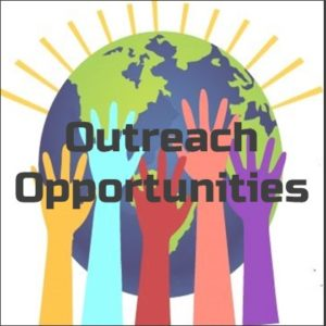 Outreach Opportunities