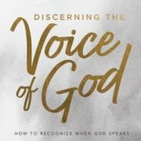 Discerning the Voice of God (Priscilla Shirer)