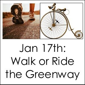 Choose Your Adventure - Walk or Ride the Greenway @ Lilburn Greenway Trail