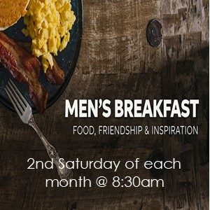 Men's [virtual] Breakfast
