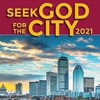 Seek God for the City 2021