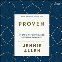 Proven (Jennie Allen)