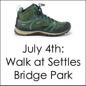 Choose Your Adventure - Walk at Settles Bridge Park @ Settles Bridge Park