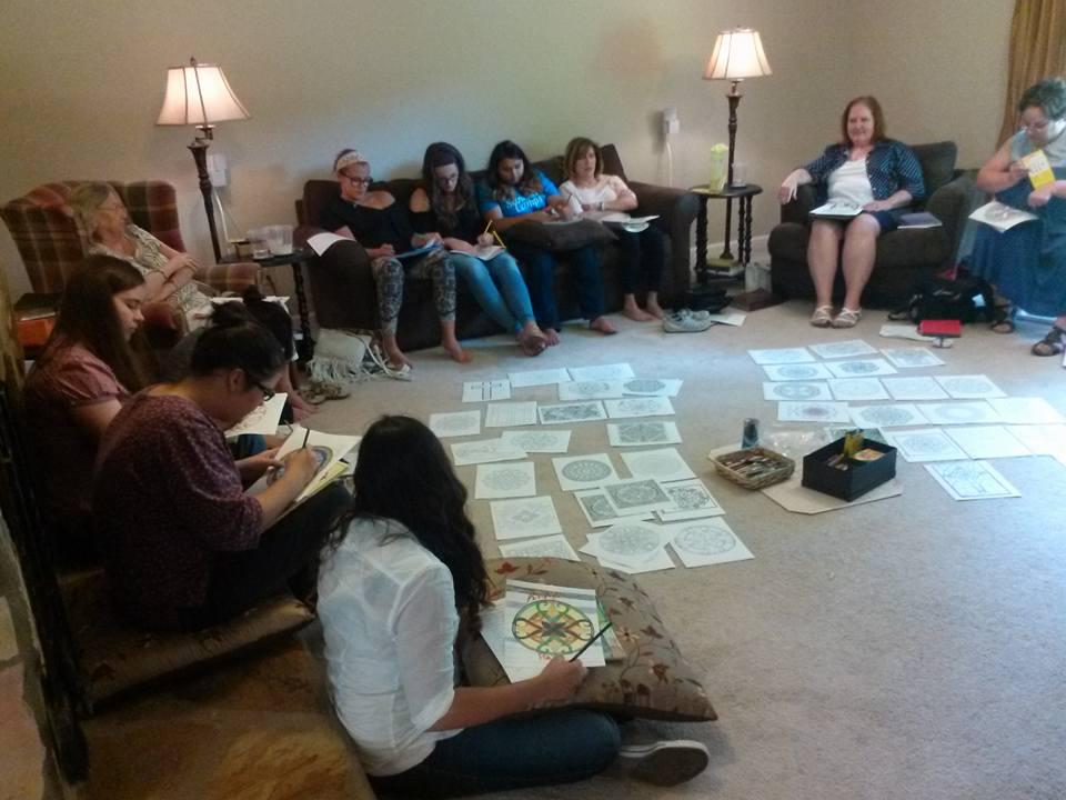 Women's prayer retreat #06