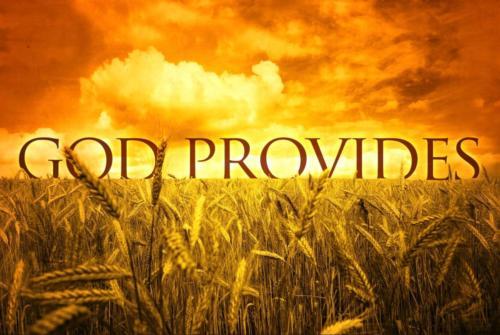 God Provides (2 parts)