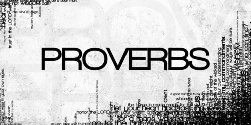 Proverbs (5 parts)